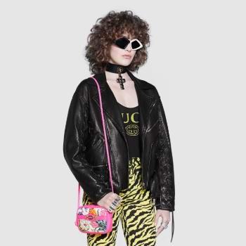 精选 Gucci 古驰小白鞋、双G腰带、酒神包、链条包、老爹鞋等最高立省540加元!收珊瑚蛇小白鞋!