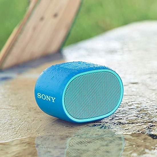 白菜价!历史新低!Sony 索尼 SRSXB01/B XB01 便携式蓝牙无线音箱3折 14.99加元清仓!2色可选!