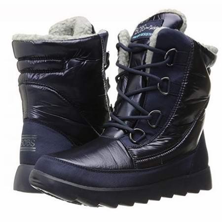 白菜价!Skechers 女式雪地靴(5码)1.8折 16.54加元清仓!