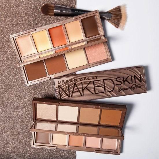 超级白菜!Urban Decay Naked Skin Shapeshifter 9色修容盘 变相2.1折 14加元!满送Urban Decay大礼包+口红中样!