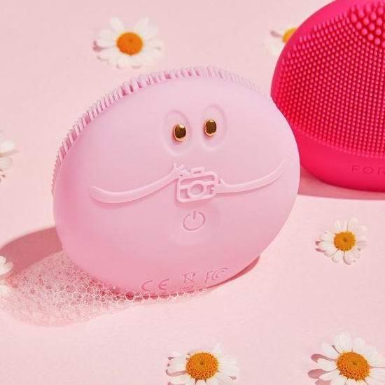 FOREO Luna Fofo 超萌小眼睛 智能洗脸刷7.5折 89.8加元包邮!免税,变相6.6折!多色可选!