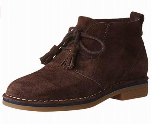 Hush Puppies Cyra女士踝靴 38.67加元起,原价 127.78加元,包邮