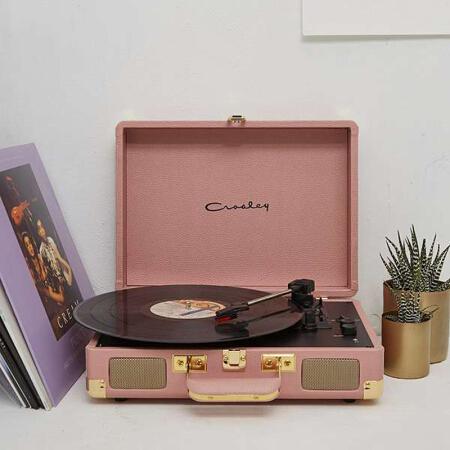 仅限今天!UO精选 Crosley黑胶唱片机、生活小物品 1.7折起+包邮!欧阳娜娜同款唱片机59加元!