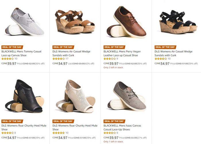 金盒头条:精选多款 Boathouse 男女时尚休闲鞋、凉鞋5.8折起!