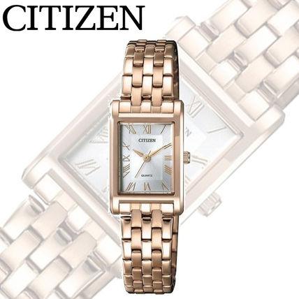Citizen EJ6123-56A 女士手表 115.38加元,原价 195加元,包邮