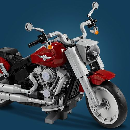 LEGO 乐高 10269 哈雷戴维森肥仔摩托车 139.99加元+包邮!国内售价 999元!