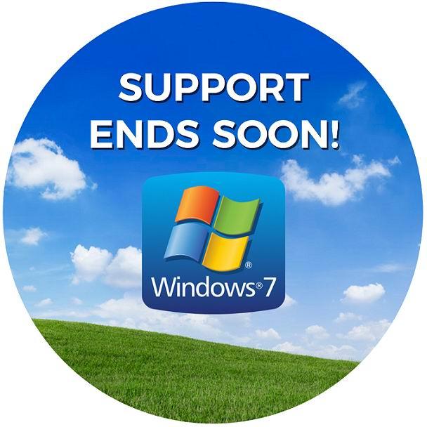 微软即将停止支持Windows 7,再次开启Windows 10免费升级通道!