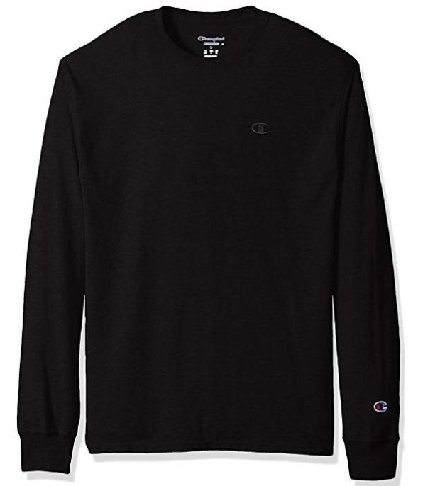 Champion Standard男士长袖T恤 20.36加元起,原价 25.99加元
