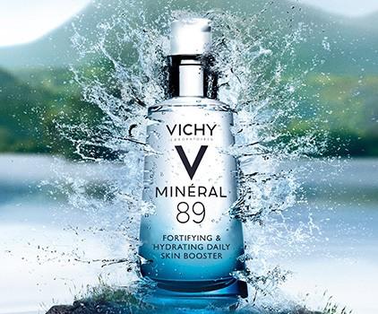 指定款 Vichy 薇姿护肤品8折+满75加元送20倍积分(变相额外7折)+指定款买2额外送8000-10000积分!89号精华变相4.9折!