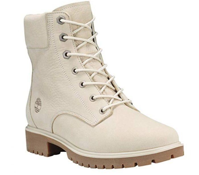 Timberland Jayne 6英寸女士短靴 75.9加元(6码),原价 180.96加元,包邮