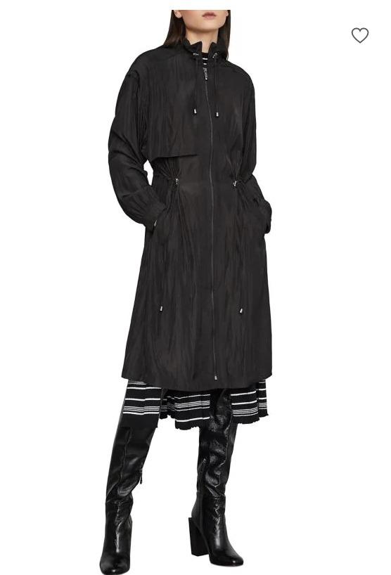 BCBGMaxazria 穿起来飘逸 别具优雅服饰 3折起优惠!入封面款印花连衣裙!
