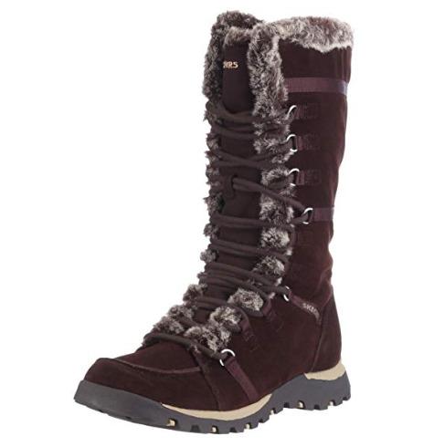 Skechers Grand JAMS女士雪地靴 61.66加元(8.5码),原价 107.62加元,包邮