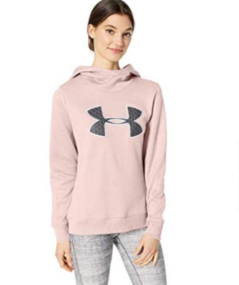 Under Armour Synthetic 女士卫衣 39.91加元(XS),原价 62.33加元,包邮