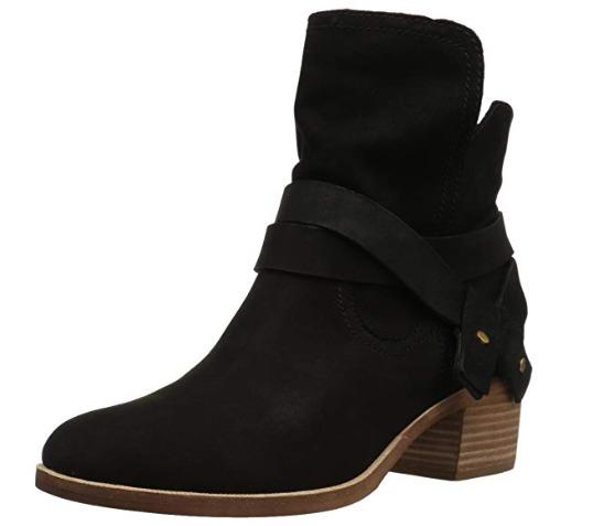 UGG Elora女士踝靴 58.12加元(7.5码),原价 220加元,包邮