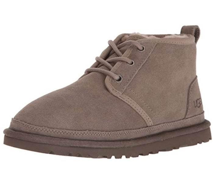 UGG Neumel男士短款雪地靴 82.5加元(11码),原价 152.14加元,包邮