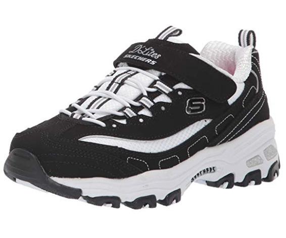 Skechers D'Lites女士熊猫鞋 41.71加元,原价 66.67加元,包邮