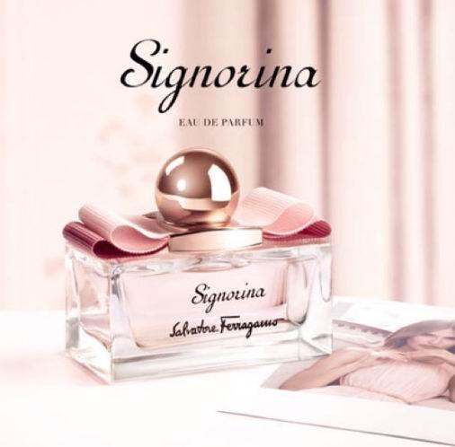 Salvatore Ferragamo Signorina 花香果味香水 100毫升 52.26加元,原价 118加元,包邮