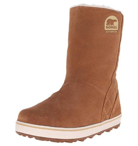 Sorel  Glacy女士雪地靴 66.5加元(9码),原价 144.5加元,包邮