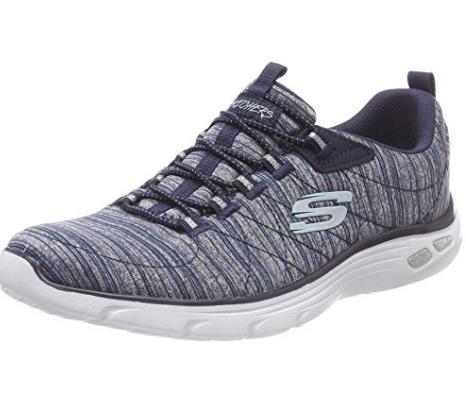 Skechers Empire - D'Lux 女士运动鞋 27.09加元(5码),原价 80.84加元