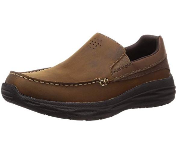 Skechers Harsen- Ortego男士休闲鞋 46.43加元(7.5码),原价 83.46加元,包邮