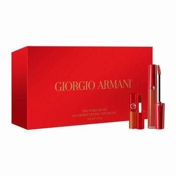 网购周专享:Giorgio Armani 阿玛尼全场8折+清仓区7折!收红管超值装、圣诞倒数日历!