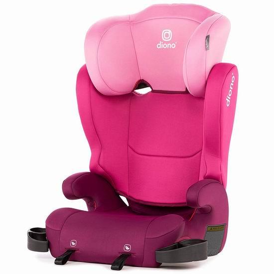 历史新低!Diono 谛欧诺 Cambria 二合一 儿童汽车安全座椅 92.65加元包邮!2色可选!