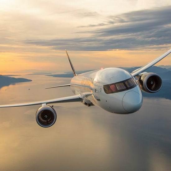 Air Canada 加航 亚洲大促!飞往中国及亚洲城市航线机票限时8.5折,低至547加元!