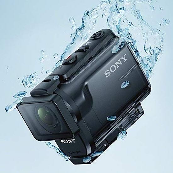 历史新低!Sony 索尼 HDRAS50/B 可变焦 佩戴式 酷拍运动相机/摄像机4.6折 138加元包邮!