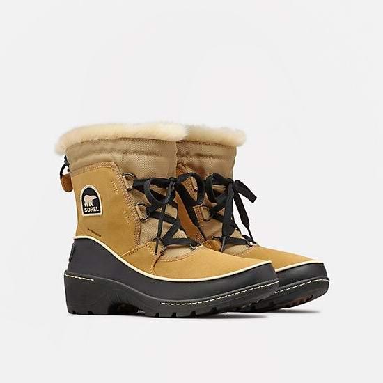 Sorel 加拿大冰熊 Tivoli III 女式雪地靴 99.98加元包邮!2色可选!仅限今日!