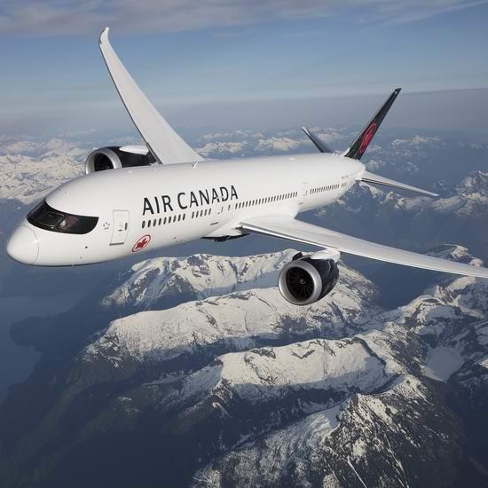 最后一天!Air Canada 加航 亚洲大促!往返北京、上海、香港、台北、东京、首尔机票520加元起!春节期间低至554加元!