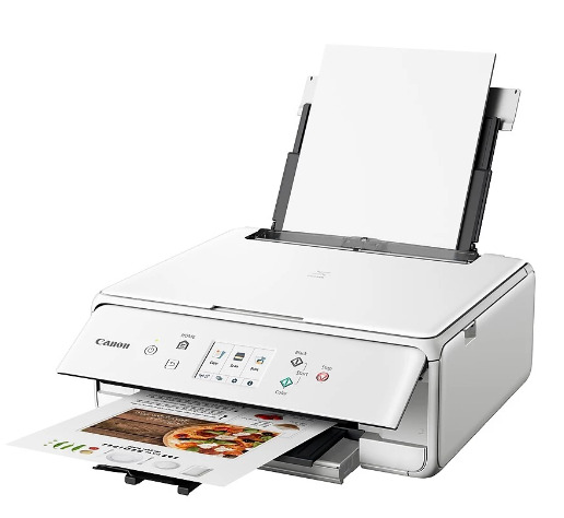 闪购!Canon Pixma TS6220 无线多功能一体彩色喷墨打印机 59.99加元,原价 179.99加元,包邮