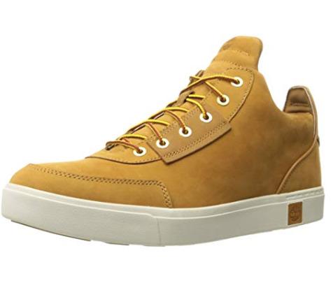 Timberland Amherst男士休闲鞋 58.29加元(8.5码),原价 150加元,包邮