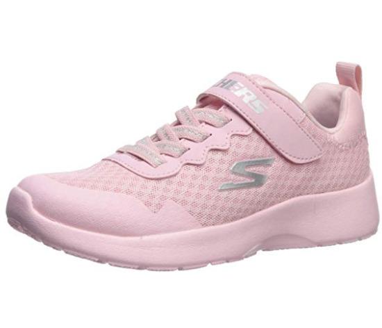 Skechers Dynamight-Lead女大童跑鞋 30.6加元(4码),原价 52.38加元,包邮