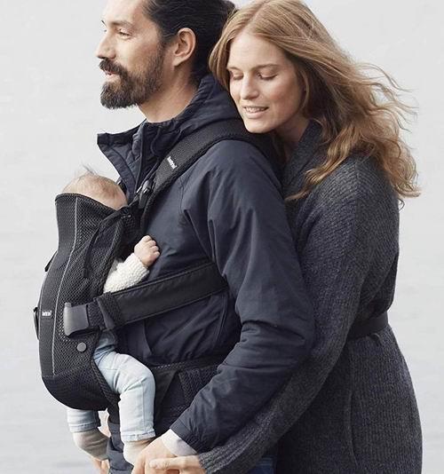 BABYBJÖRN Baby Carrier One Air 最新款婴儿背袋 239.99加元,原价 299.95加元,包邮