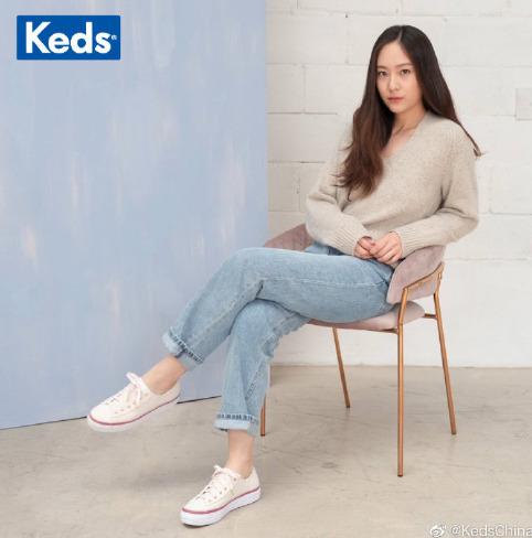 美国始祖级布鞋品牌!精选Keds帆布鞋7折优惠! 郑秀晶代言!