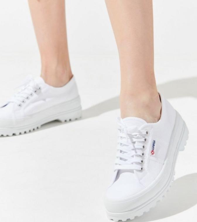 白菜价!精选FILA、Soludos、Skechers等品牌女士运动鞋 3.3折起+额外5折优惠!仅限今日!