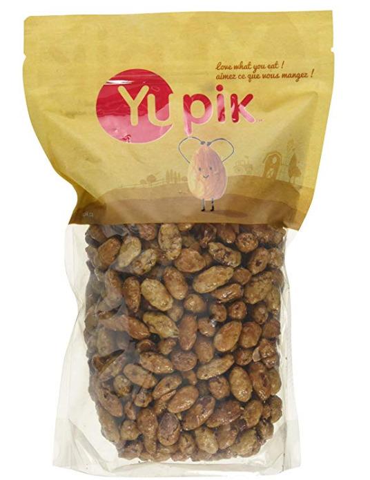 Yupik 黄油烤杏仁 1公斤 17.11加元,原价 22.77加元