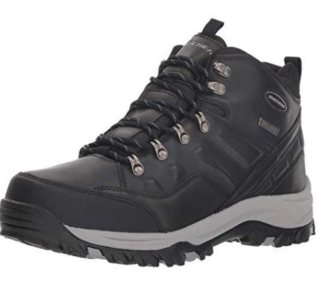Skechers Relment男士登山鞋 66.14加元(9.5码),原价 104.99加元,包邮