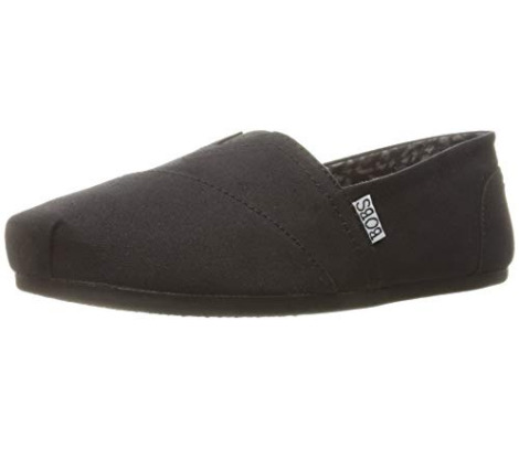 Skechers BOBS 女士布艺鞋 39.99加元(码全),原价 55加元,包邮