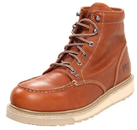 Timberland PRO Barstow男士工装鞋 83.99加元(9.5码),原价 184.26加元,包邮