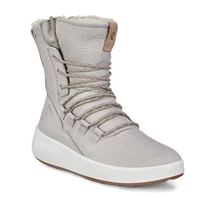 ECCO 爱步 Ukiuk 女士雪地靴 123.52加元(6-6.5码),原价 291.3加元,包邮