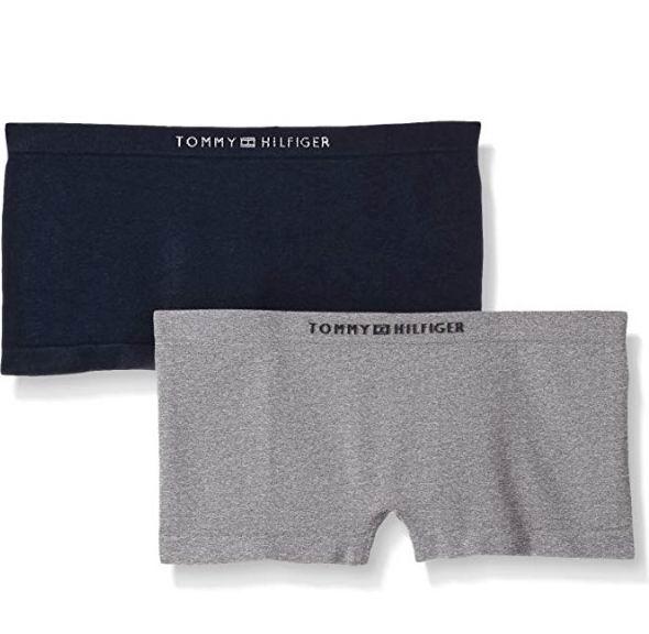 Tommy Hilfiger 弹性无缝短裤 2件套 15.24加元,原价 25.99加元