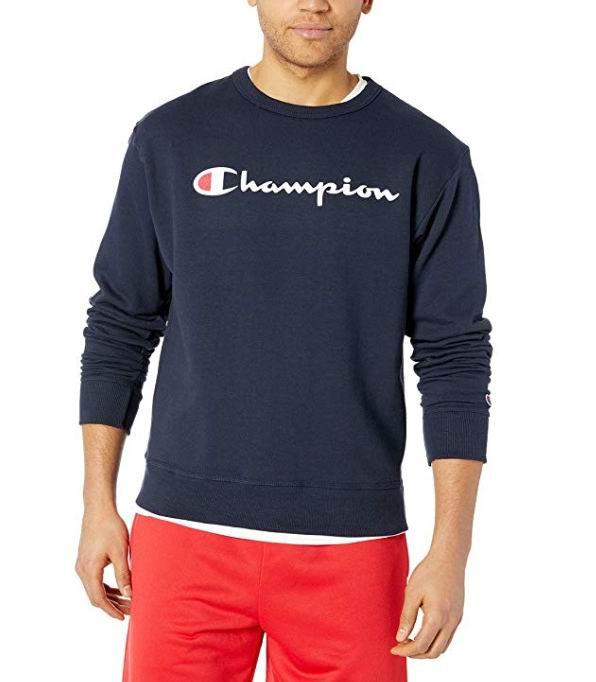 Champion经典长款运动衫 28.74加元起(多色可选),原价 54.4加元