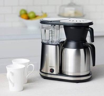 近史低价!Bonavita BV1900TS 8杯不锈钢滴漏式咖啡机 124.04加元,原价 212.49加元,包邮