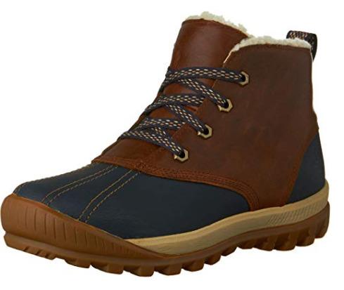Timberland Mt. Hayes WP女士雪地靴 68.5加元(8.5码),原价 133.34加元,包邮