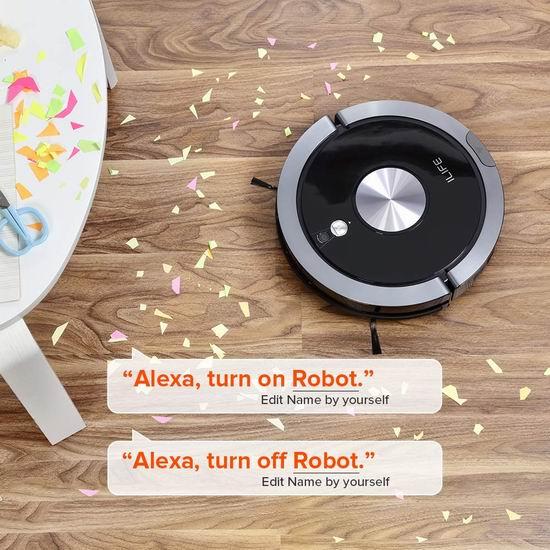 历史新低!新品 ILIFE 智意 A9 旗舰级 全景导航 智能扫地机器人 314.49加元包邮!