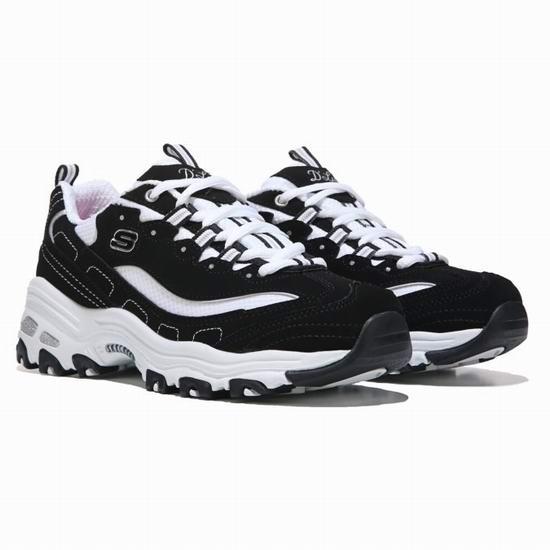 精选 Skechers 时尚运动鞋、皮鞋等4.5折起,低至27加元+包邮!入潮人最爱D'LITES熊猫鞋!