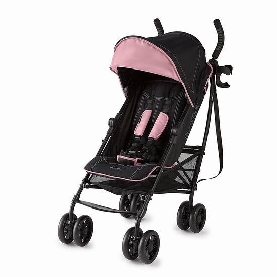 历史新低!Summer Infant 3Dlite+ 超轻婴儿推车 96加元包邮!