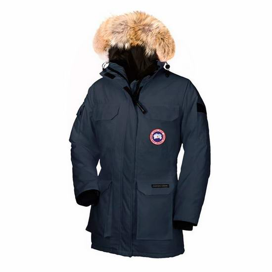 Canada Goose Expedition 远征系列 女士毛领羽绒服(L码) 995加元包邮!