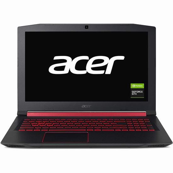 历史新低!Acer 宏碁 Nitro 5 15.6英寸游戏笔记电脑 758.16加元包邮!